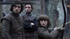 Game of Thrones Blu-Ray Menus Seasons 1–8