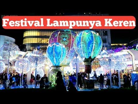 Festival Lampu | TAIPEI CITY HALL TAIWAN