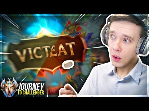 THIS WHAT LEAGUE HAS BECOME????????? LOL - Journey To Challenger  LoL