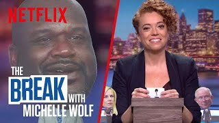 The Break with Michelle Wolf | Teeny Roast | Netflix