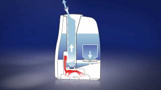 Ultrasonic Humidifier AIR-O-SWISS U600: Operation Video