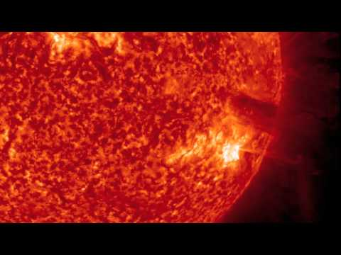 Solar Activity 20110607