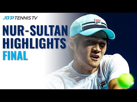 Kwon Soonwoo vs James Duckworth | Nur-Sultan 2021 Final Highlights