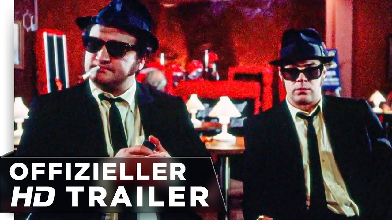 Blues Brothers: Extended Version - Trailer deutsch/german