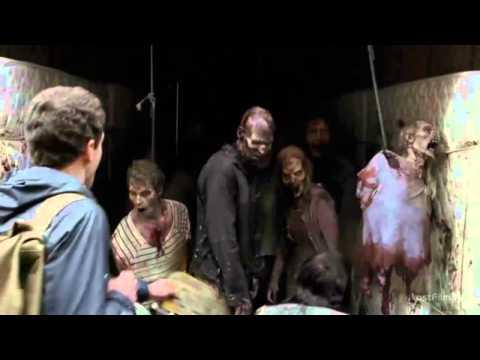 Как снимались Ходячие мертвецы. Часть первая