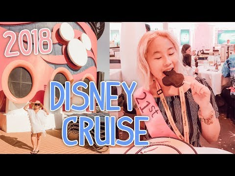 Disney Cruise To The Bahamas & Private Island Castaway Cay 2018 (FULL TRIP!)
