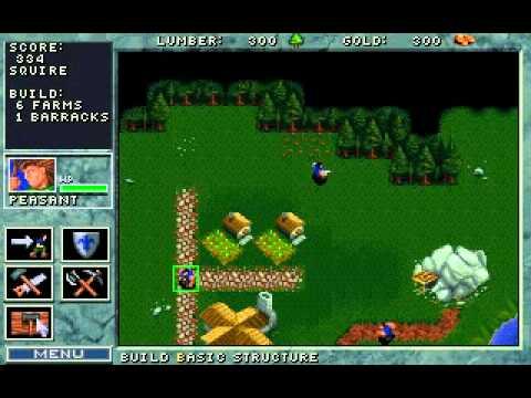 Warcraft 1 1994 Youtube