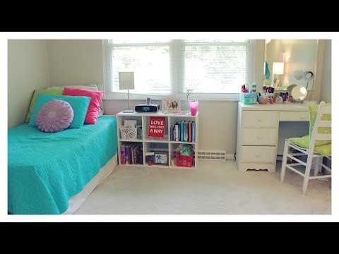 room tour summer 2014 youtube