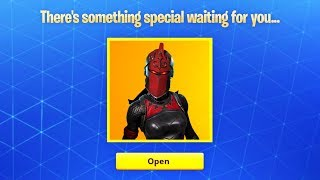 CUM SA IEI SKIN-UL RED KNIGHT FREE IN FORTNITE