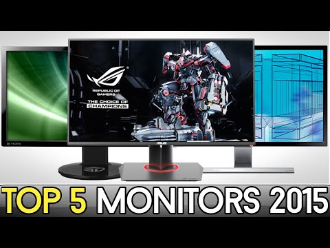 TOP 5: Best Budget HD 1080p, 1440p, and 4K Gaming Monitors for 2015! ($100-$500)