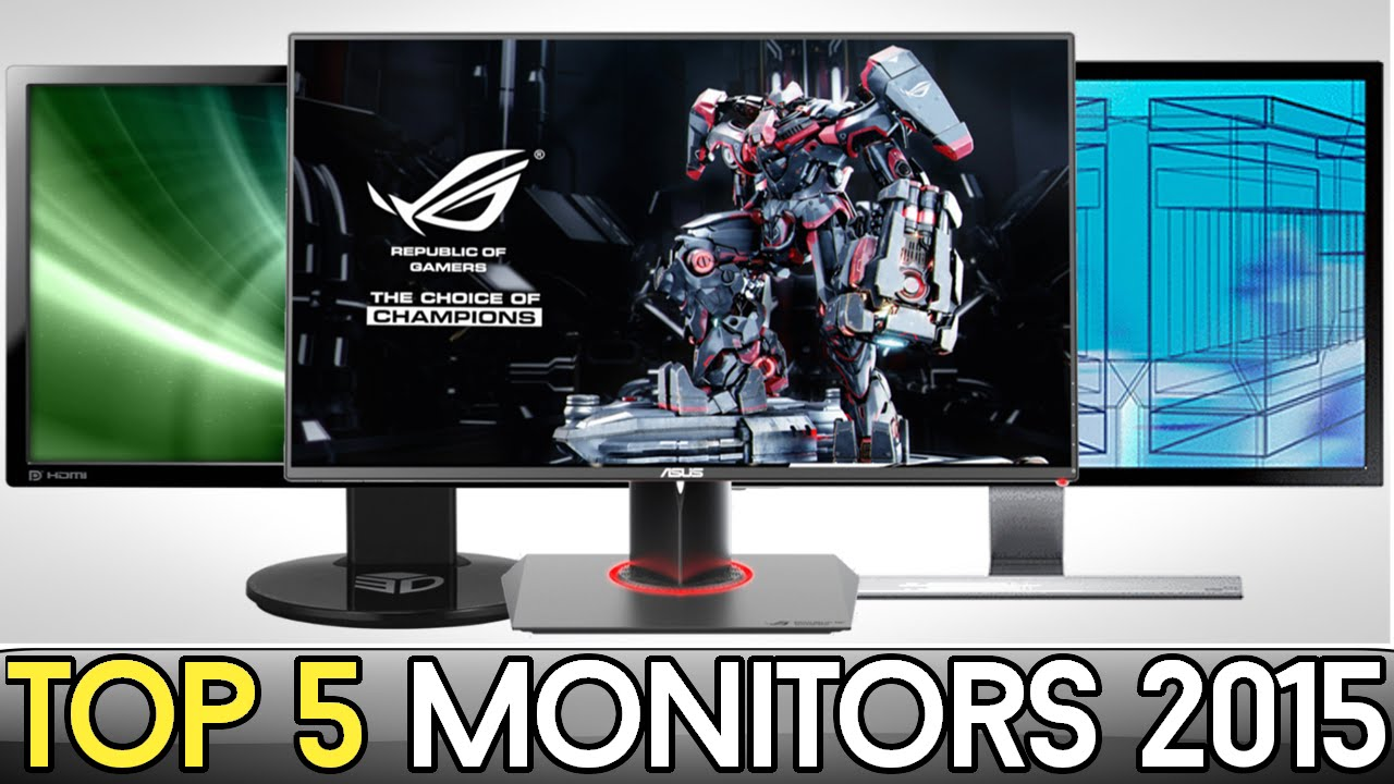 TOP 5: Best Budget HD 1080p, 1440p, and 4K Gaming Monitors for ...