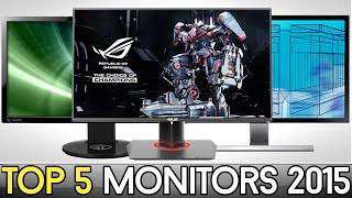 top 5 best budget hd 1080p 1440p and 4k gaming monitors for 2015 100 500