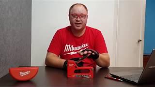 супер ручной степлер Milwaukee