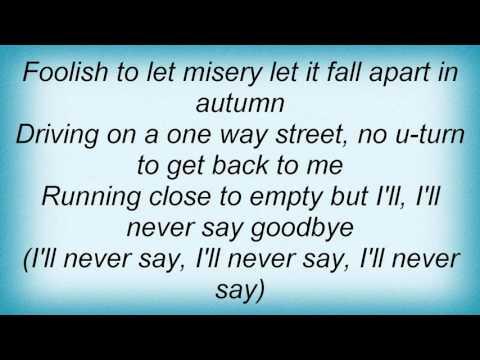 McFly - Foolish Lyrics