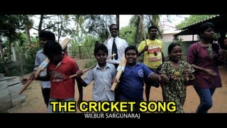 The Cricket Song: Wilbur Sargunaraj- Official Music Video