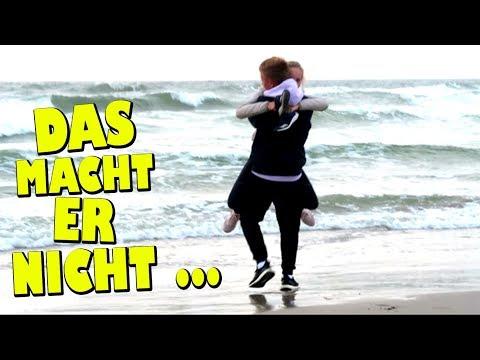 DAS macht er NICHT ... 😲 Ferien mit TipTapTube ☀️ Vejers Strand Tag 6