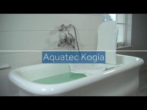 The Invacare Aquatec Kogia I Features - YouTube
