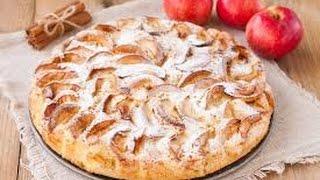 Как сделать яблочный бисквит.(The Max Pozitive)