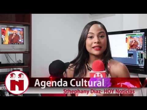 Agenda Cultural  HOY Noticias