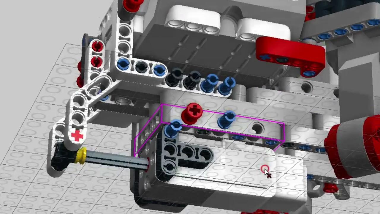 Lego Mindstorms Ev3 Edu Omnicam Rotacaster Ldd Manual