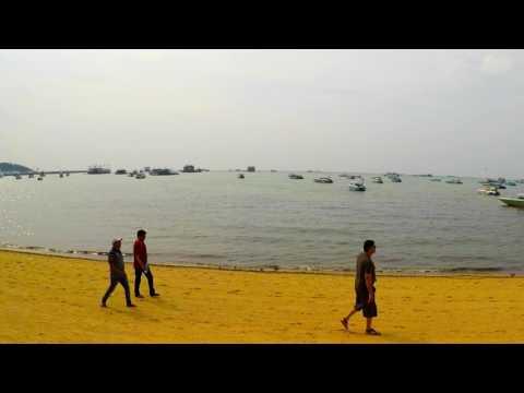Thailand Romance Travel Timelapse Pattaya 2017 Gopro Hero 5