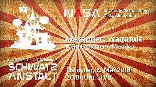 NASA #23 heute mit Alexander Wagandt