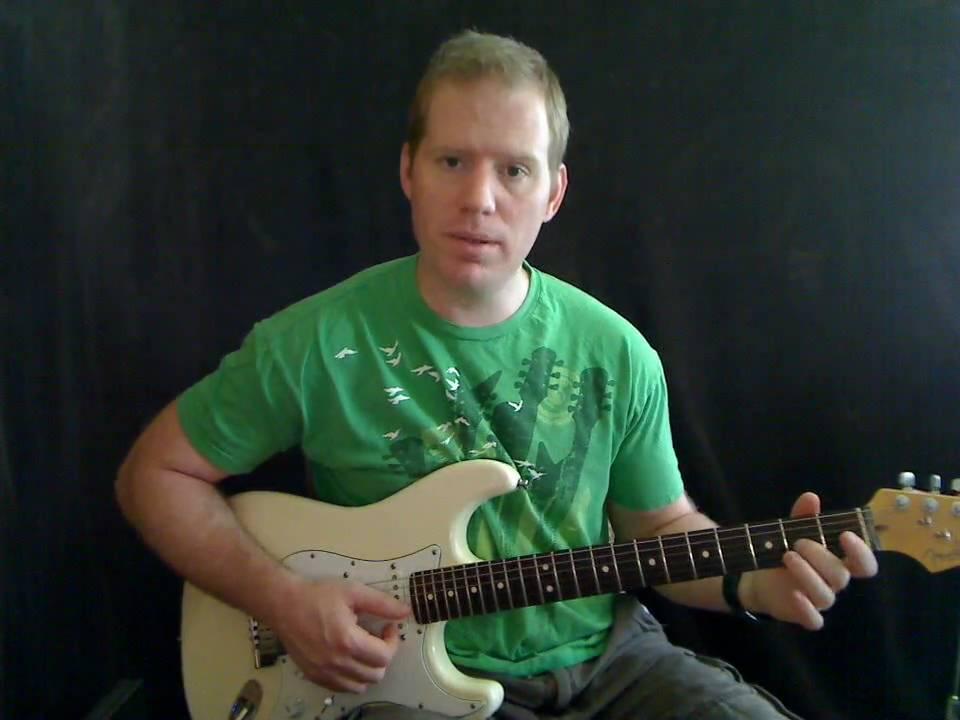 How To Play An Fmaj7 Chord On Guitar Youtube