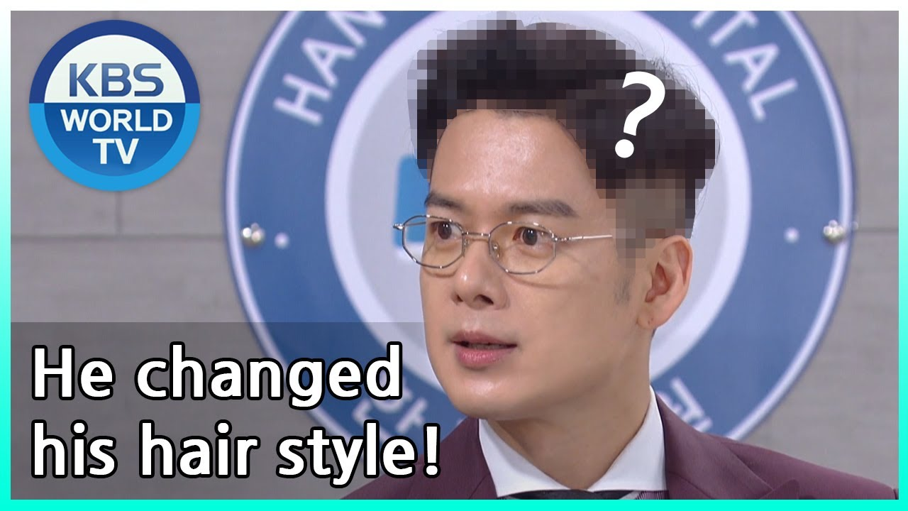 (1Click Scene) He changed his hair style! 💇🏻‍♂️  [Fatal Promise/ENG,CHN/2020.07.15]