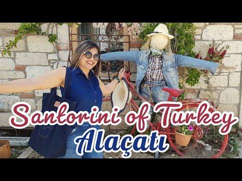 Santorini Of Turkey | Alacati- Cesme | Things To Do | Places To Visit | Episode: 06 | Irem Ozel