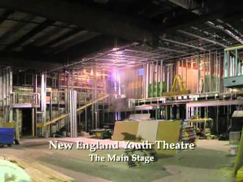 New England Youth Theatre, Building A New Theater, 2007