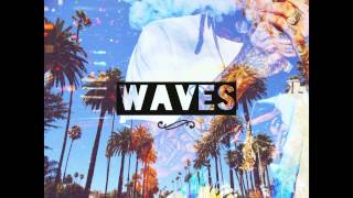 WAVES [WIZ KHALIFA X MAC MILLER Type Beat]