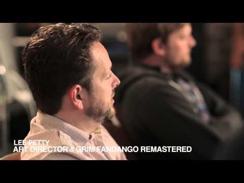 Grim Fandango Remastered - Making-of