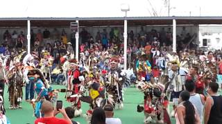 Blackfeet Indian Day Powwow 2015 Grand Entry
