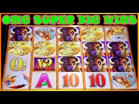 White Wizard Amp Red Empress Slot Machines 2 Bonuses W Big