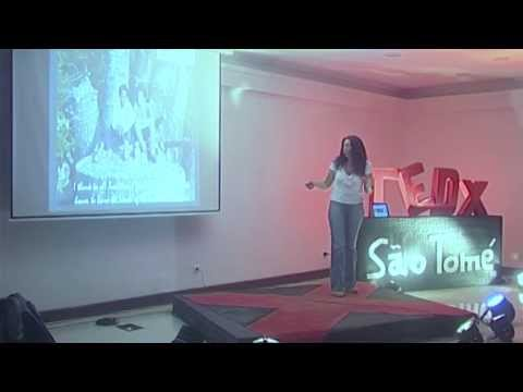 We can save traditional medicine: Maria do Céu Madureira at TEDxSaoTome