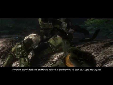 Halo 3 Anniversary Russian subtitles все видео ролики с русскими субтитрами