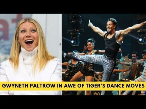 Gwyneth Paltrow is mighty impressed by Tiger Shroff's tribute to Hrithik Roshan Mp3