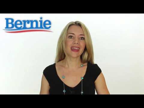 Bernie Sanders For President 2016 Atlanta, GA EW1 mp4
