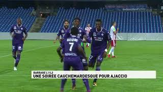 Barrage Lique 1 / Ligue 2
