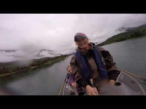 Cooper Landing, AK Guided Fishing - Aug 2017
