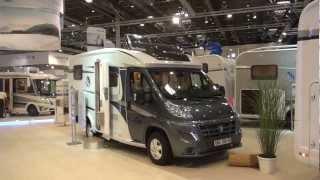 Knaus Van 550 motorhome review