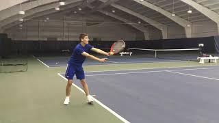 Jayson LaGrou Petoskey High School Tennis