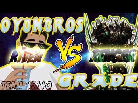 OYUNBROS VS GRADE | KANLI AV | OYUNU ÇEVİREBİLDİK Mİ ?