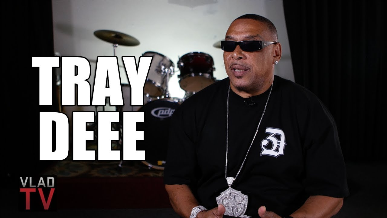 "Tray Deee Responds to X-Raided Calling Gangs ""Parasitic Organisms"""