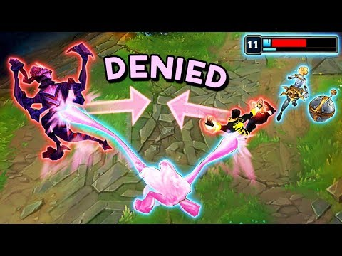 """Top 10 Insane """"Fast Reaction"""" Moments in League of Legends"""