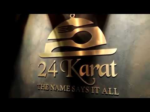 24Karat Gold Food in Dubai