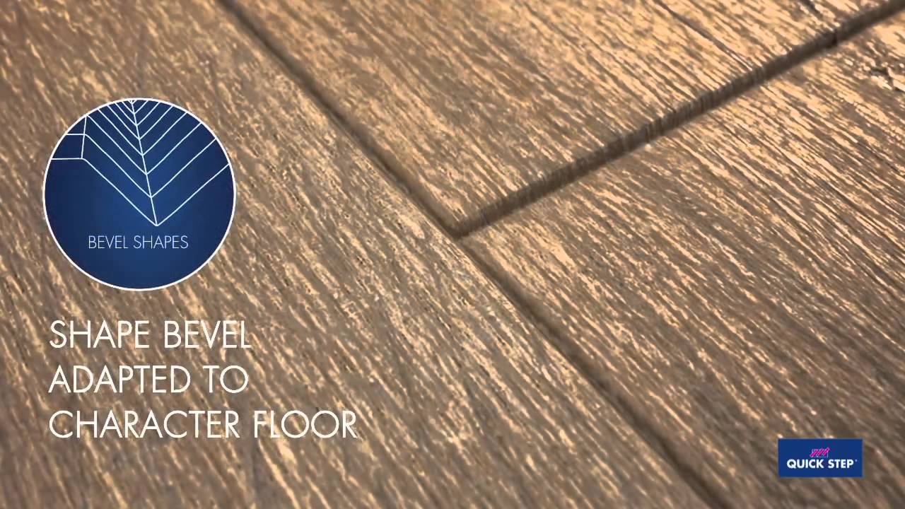 quick step impressive ultra the most natural water resistant laminate flooring ever made youtube. Black Bedroom Furniture Sets. Home Design Ideas