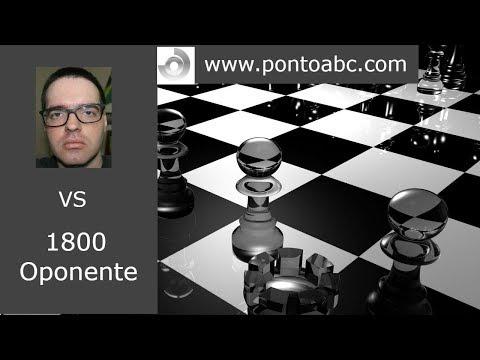 Xadrez ao vivo   Dei sorte no jogo após torre preta ir para a sétima
