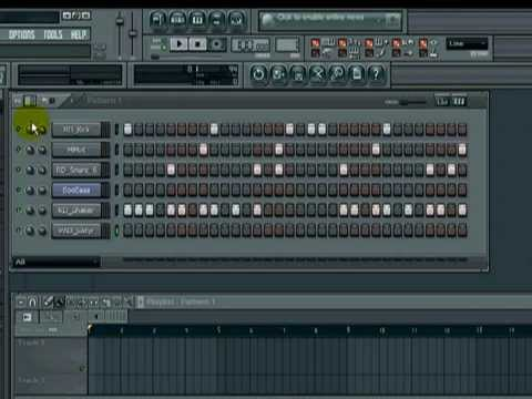 how to add bars of rest in fl studio