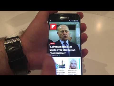 Samsung Galaxy S7 Ön İnceleme